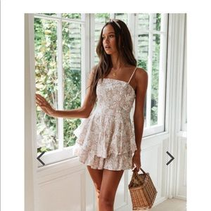 Mura Boutique Other - Brand new romper
